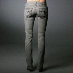 Laguna Beach Women's 'Newport Beach' Straight Leg Jeans