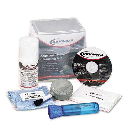 Innovera General Purpose PC/Computer Cleaning Kit