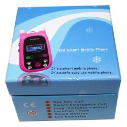 SVP i-baby A88 Child Unlocked Pink Cell Phone - Thumbnail 2