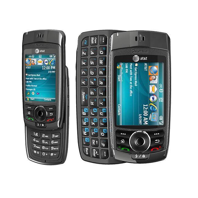 shop pantech duo c810 at t windows cell phone refurbished free rh overstock com Pantech Red Pantech C740 Cell Charger