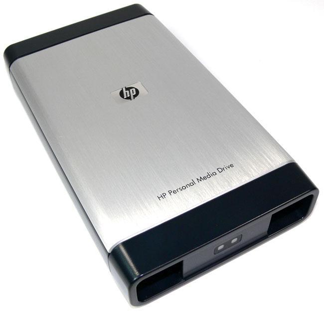 Hp Personal Media Hd5000 500gb Usb External Hard Drive