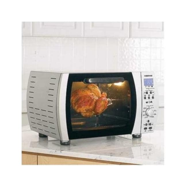 Farberware Digital 6-slice Convection Rotisserie Oven - Free Shipping ...