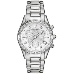 Bulova Women's Diamond Accent Chronograph Watch