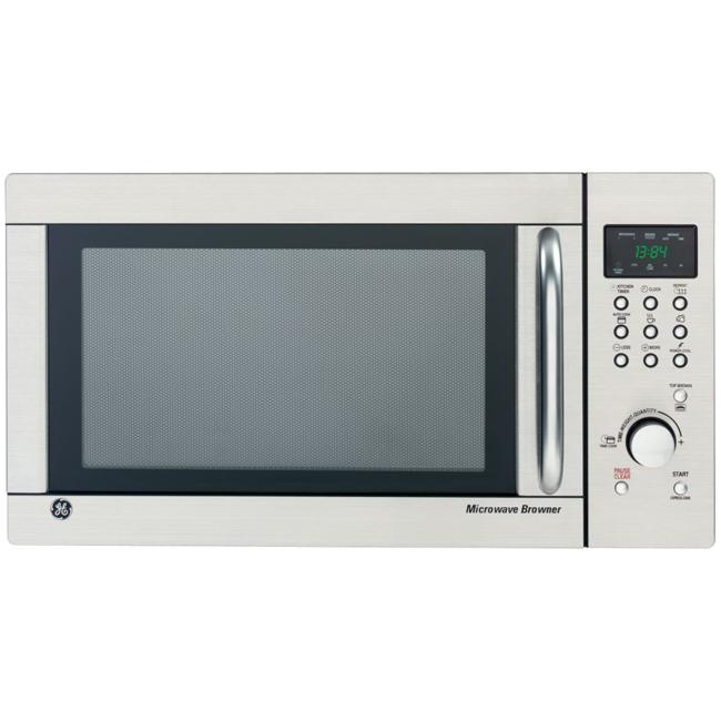 Ge Jes1384sf Stainless Steel 1 3 Cu Ft Countertop Microwave Oven Refurbished Ping The Best Deals On Over Range Microwaves