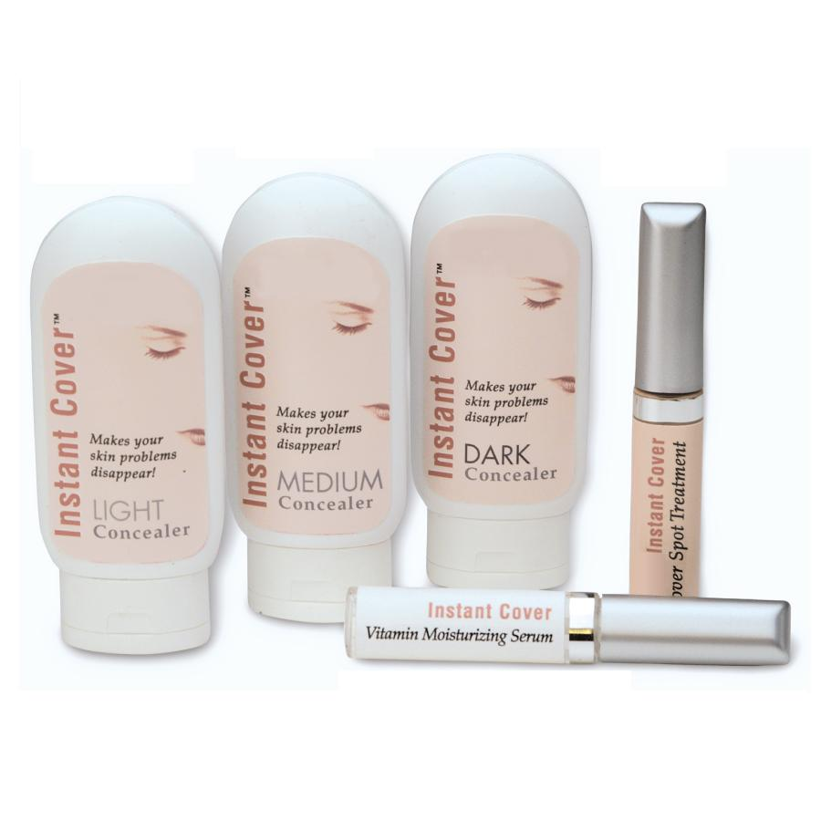 As Seen on TV Instant Cover Miracle Concealer