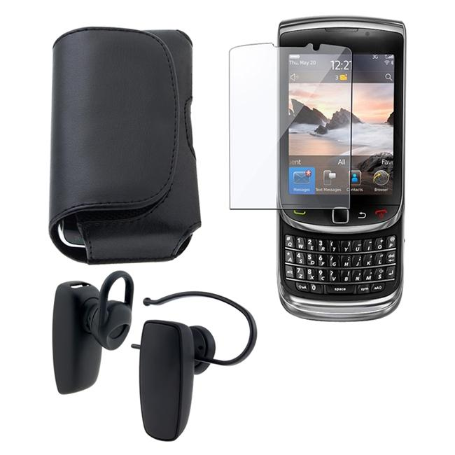 Shop 3-piece BlackBerry Torch 9800 HS-300 Bluetooth ...
