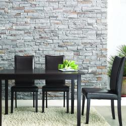 Sweden Dark Brown Modern Dining Chairs (Set of 2) - Thumbnail 1