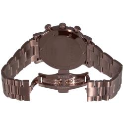 Gucci Men's '101 G-Chrono' Brown Face Chronograph Watch