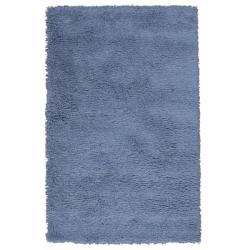 Nourison Hand-tufted Blue Coral Reef Rug (5' x 8')