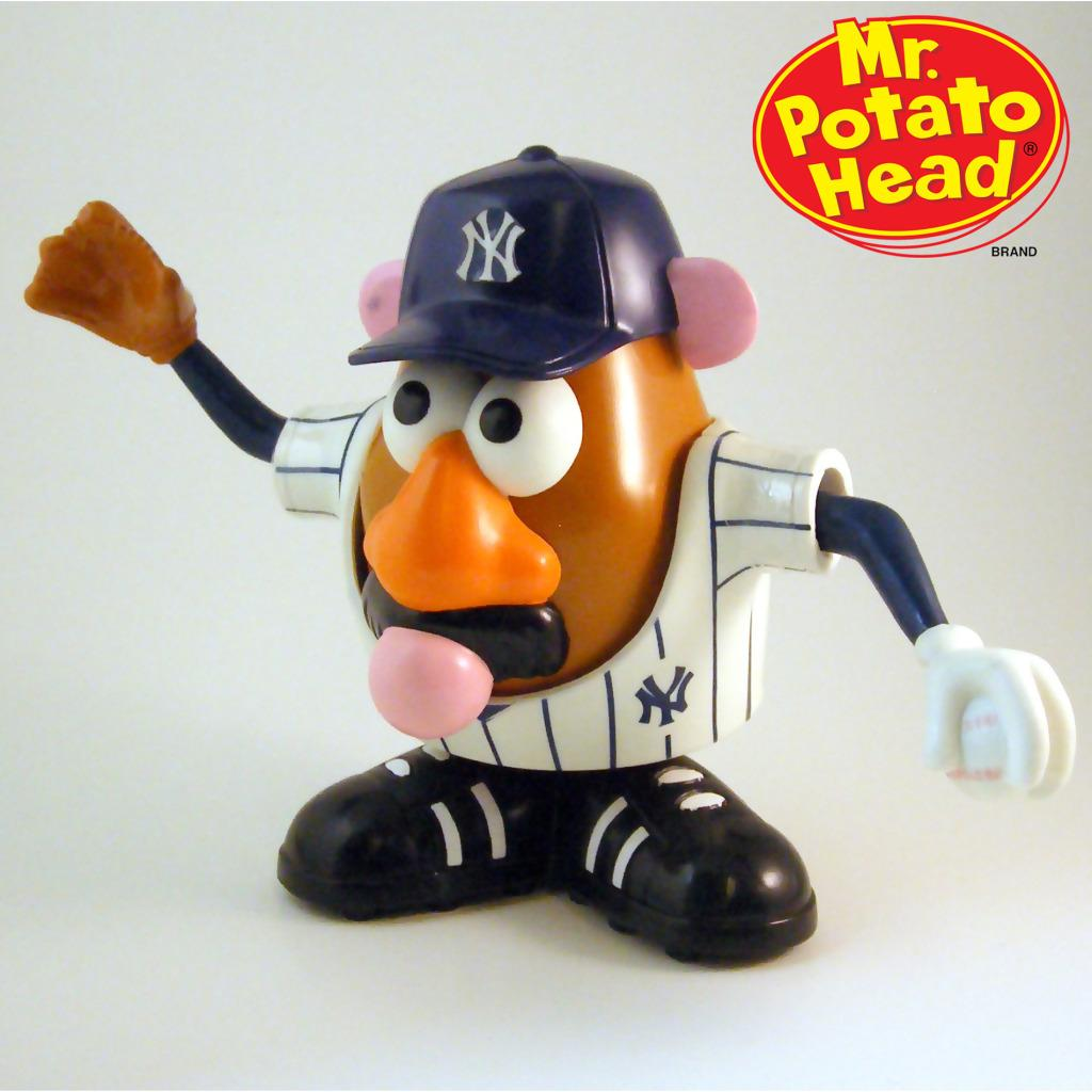 New York Yankees Mr. Potato Head