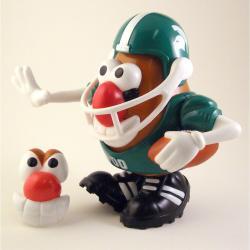 Michigan State Spartans Mr. Potato Head