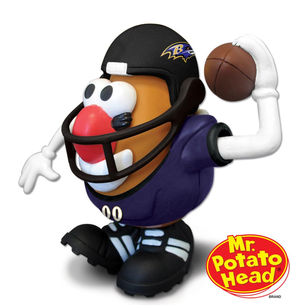 baltimore ravens mr potato head free shipping on orders over