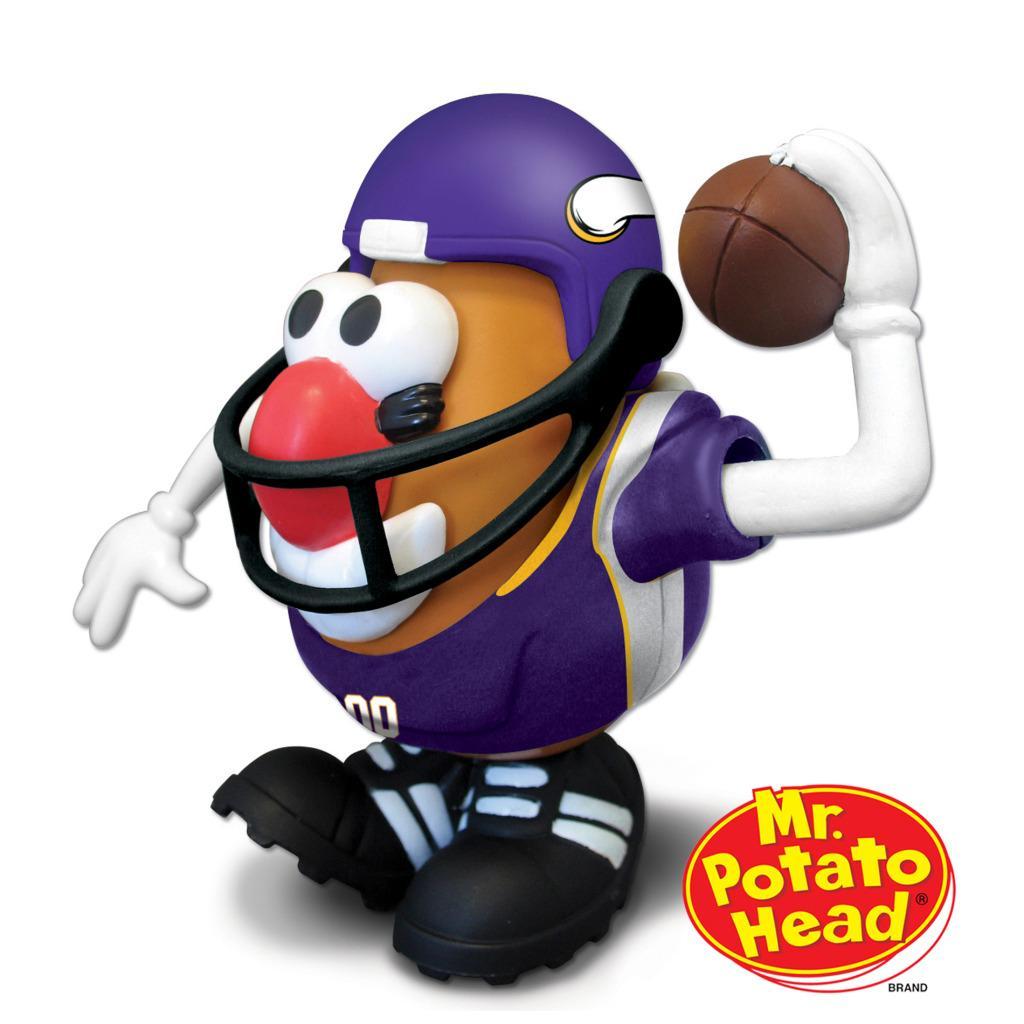 Minnesota Vikings Mr. Potato Head