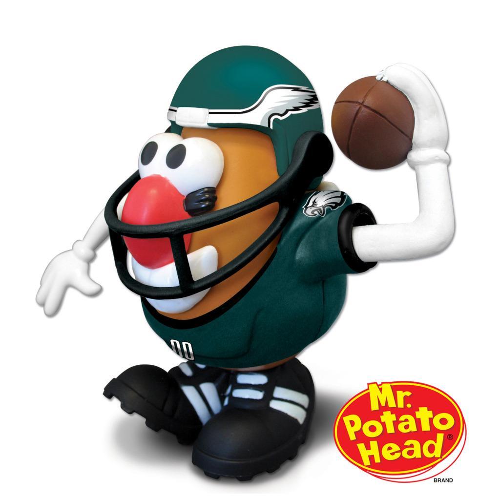 Philadelphia Eagles Mr. Potato Head