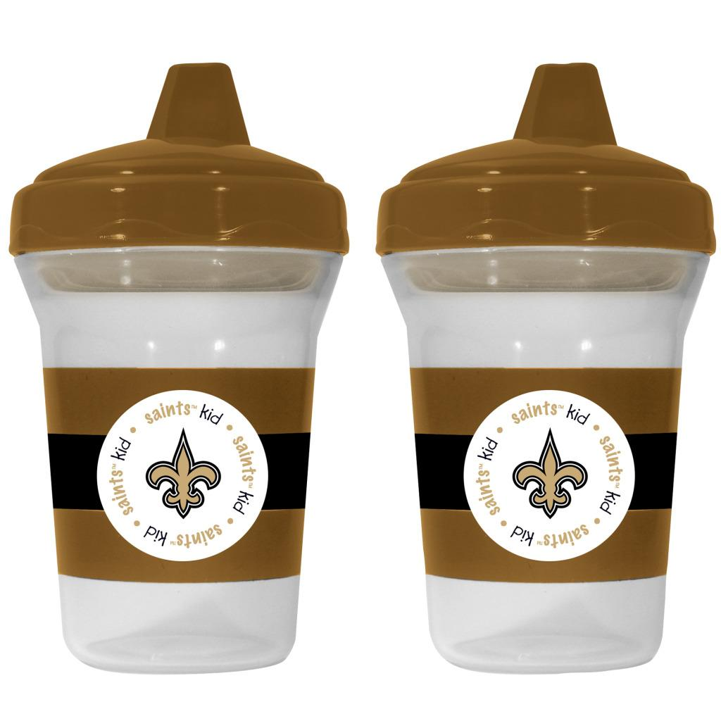 New Orleans Saints Sippy Cups (Pack of 2)