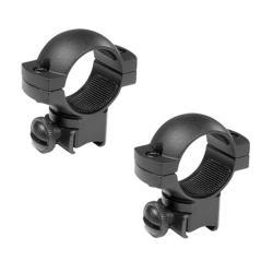Barska 1-inch High Dovetail/ Airgun/ .22 Style Rings