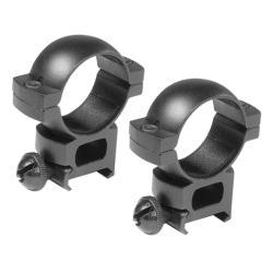 Barksa 30mm X-High Weaver-style Rings