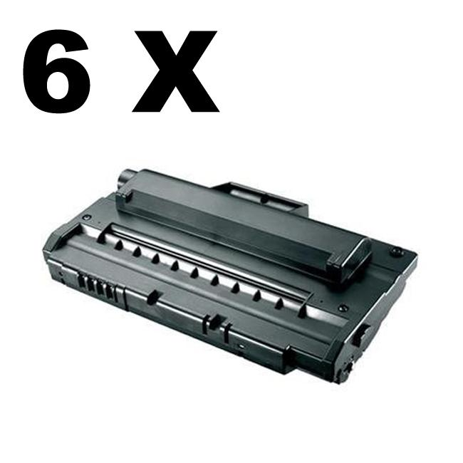 Samsung SCX4720 Black Laser Toner (Pack of 6)