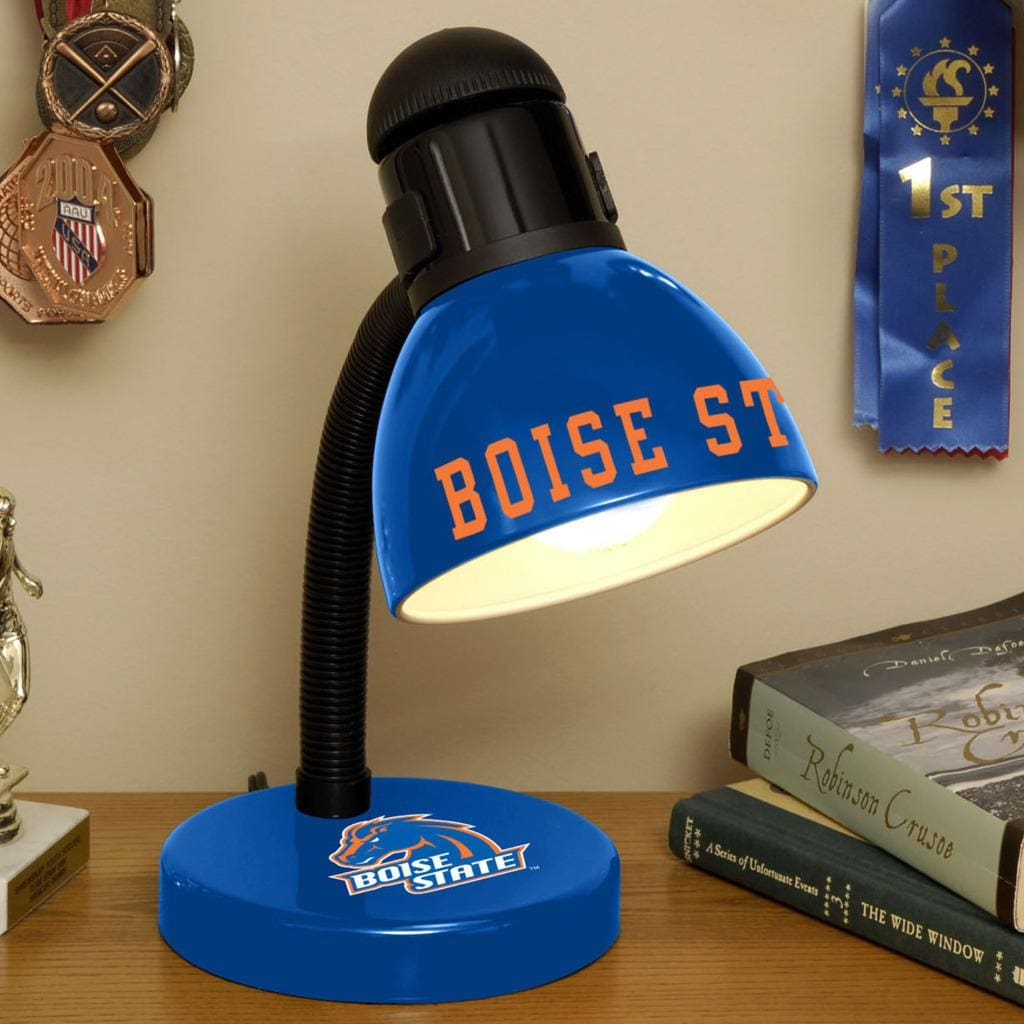 Boise State Broncos Desk Lamp Free Shipping Orders