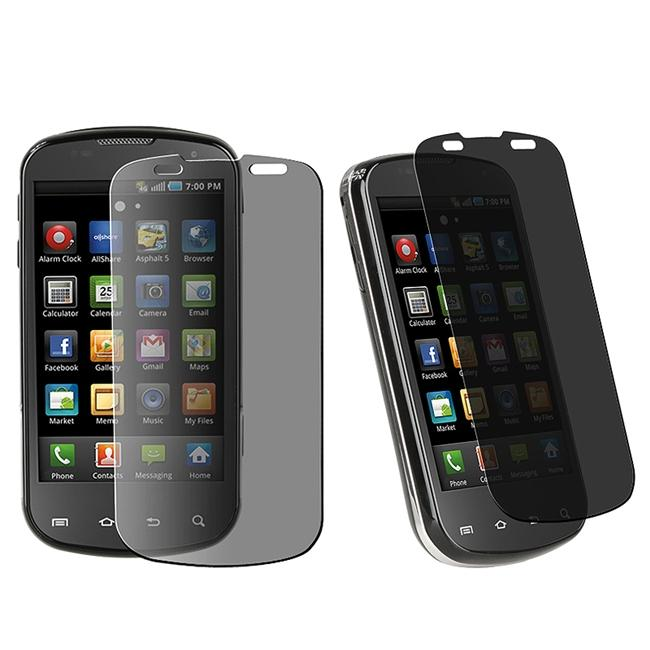 Privacy Screen Filter for Samsung Epic 4G/ Galaxy S