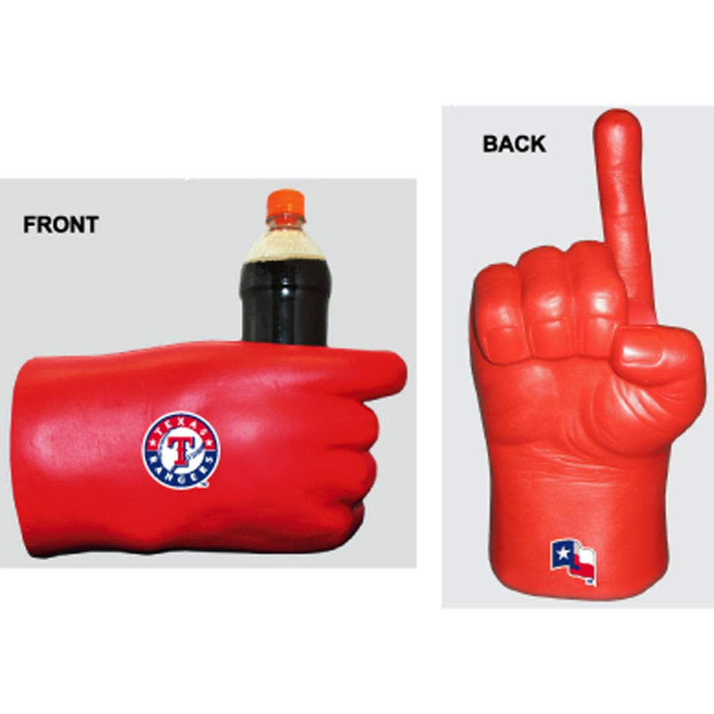 Texas Rangers Foam Fan Fist