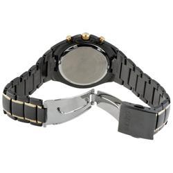 Seiko Men's Titanium Chronograph Watch - Thumbnail 1