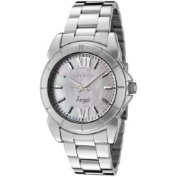Invicta Women's 'Angel' Stainless Steel Watch