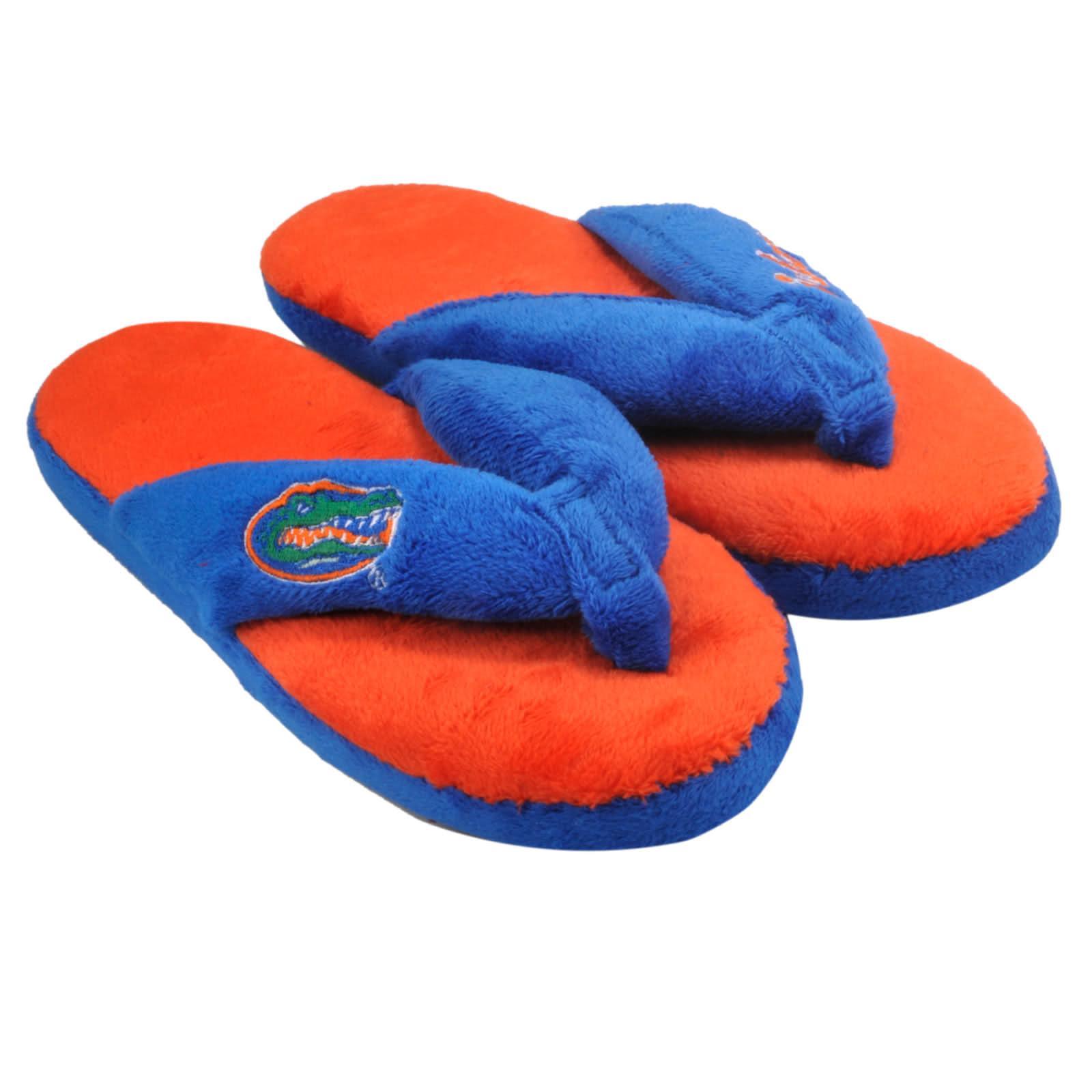 Florida Gators Women's Flip Flop Thong Slippers