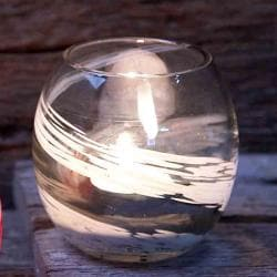 Pearl Smoke Votive (Set of 4)