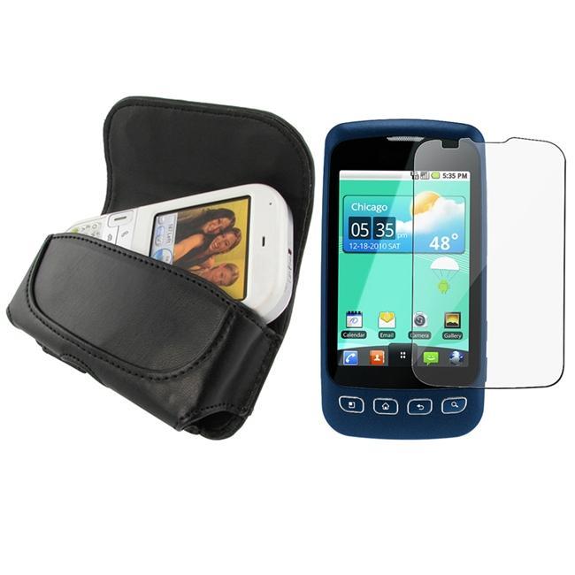 BasAcc Case/ LCD Protector for LG LS670 Optimus S