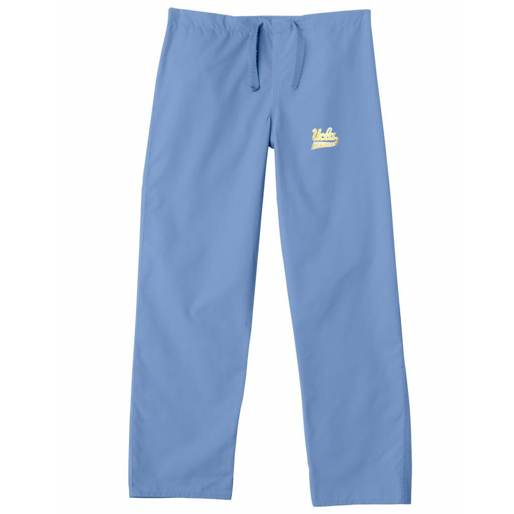 Gelscrub Unisex Sky Blue UCLA Bruin Scrub Pants
