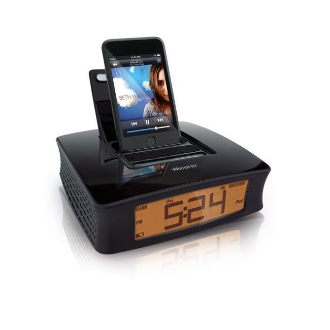 philips ipod dock clock radio instructions
