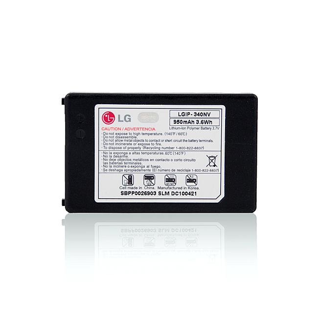LG LGIP-340NV Battery for Verizon VN250 Cosmos (OEM)