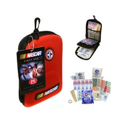 Total Resources International Nascar Auto 70-pc First Aid Kit - Thumbnail 1