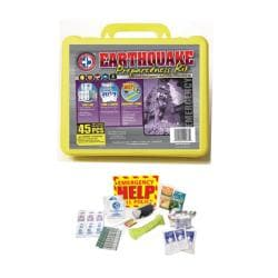 Total Resources International Earthquake Preparedness 45-pc Kit