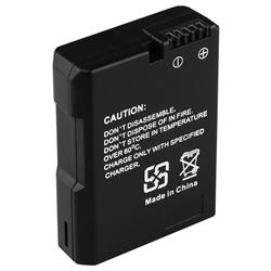 Compatible Li-ion Battery for Nikon EN-EL14/ CoolPix P7000 (Pack of 2) - Thumbnail 2
