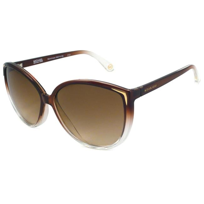 Michael Kors Montrose Sunglasses  michael michael kors women s m2741s montrose cat eye sunglasses
