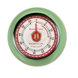 Retro Green Kitchen Timer