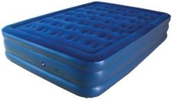 Pure Comfort Extra Long Queen Raised Flock Top Air Bed - Thumbnail 2
