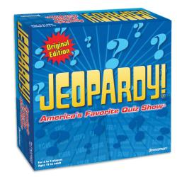 Jeopardy Trivia Game - Thumbnail 0