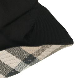 Shop Burberry Cotton Reversible Black Bucket Hat - Free Shipping ... 250db843a44