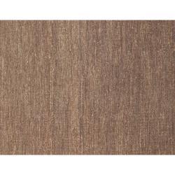 Hand-woven Haneul Brown Hemp Rug (8' x 10') - Thumbnail 1