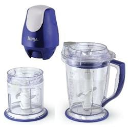 Euro-Pro Ninja QB900 Master Prep Blender and Food Processor (Refurbished) - Thumbnail 2