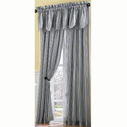 Country Stripe 95-inch Curtain Panel Pair - Thumbnail 2