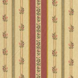 Suzanne Stripe 2-piece Swag Empress Valance - Thumbnail 2