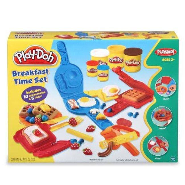 play doh breakfast time set   free shipping on orders over