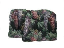 Floral Kitchen/ Dining Chair Pads (Set of 2)