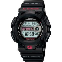 Casio Men's Gulfman 'G-Shock' Black Watch