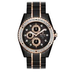 bulova men s marine star black and rose gold steel quartz watch bulova men s marine star black and rose gold steel quartz watch