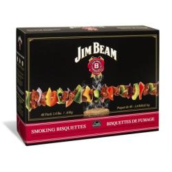 Bradley Smokers Jim Beam Bisquettes (Case of 48)